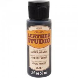 Leather Studio Paint 59ml Black