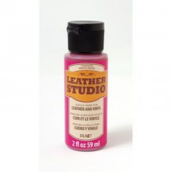 Leather Studio Paint 59ml Magenta