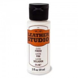 Leather Studio Varnish 2 Oz High Gloss