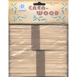 Craft sticks jumbo 18 x 150 mm, 50 pcs