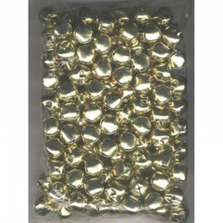 Jingle bell 15 mm 144 pcs Brass