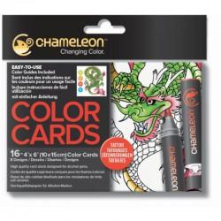 Chameleon Color Card - Tattoo