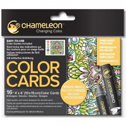 Chameleon Color Card - Mirror Images
