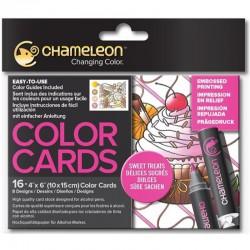 Chameleon Color Card - Sweet treats