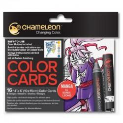 Chameleon Color Card - Manga