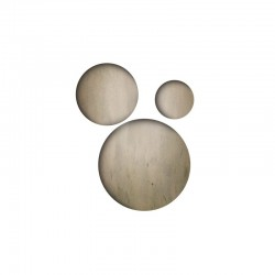 Mov. & Shap. Magn. Die Set 3PK - Sized Circles by Tim Holtz