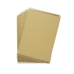 Weaving cards carton 20 x 30cm (10 pcs)