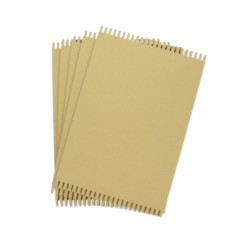 Weaving cards carton 20 x 30cm (5 pcs)