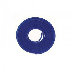 PVC flat band 6x2mm x2 metres dark blue