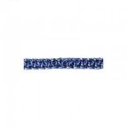 Spool paracord nylon 2mm x50m. Multi blue
