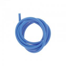 PVC cord 4mm 1m. blue