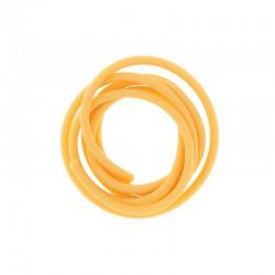 PVC cord 4mm 1m. toffee