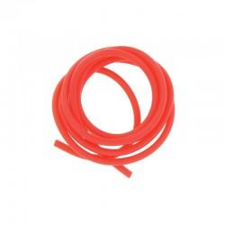 PVC cord 4mm 1m. red