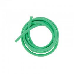 PVC cord 4mm 1m. emerald green