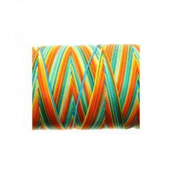 Spool multicolour nylon 230m