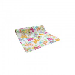 Polyester fabric 0,3x5m Fantasia