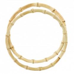 Bag handles bamboo ''round'' d.18mm