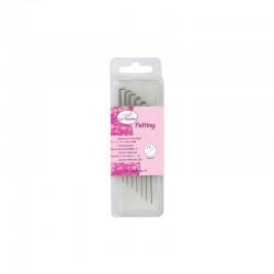 Felting needles refills medium 7pcs (7,8cm)
