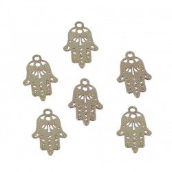 Mini charm gold - Fathima hand (20 pcs)
