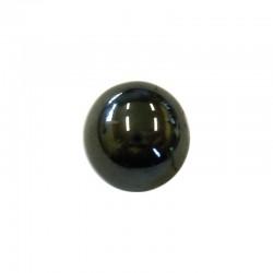 Hematite bead 8mm for Shamballa on string, 25pcs