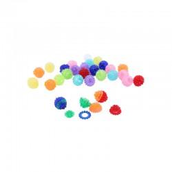 Plastic bead magic colors 100g