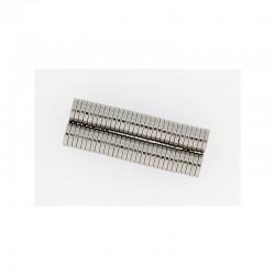 Aimants super puissants - 8x1,5mm (20 pcs)