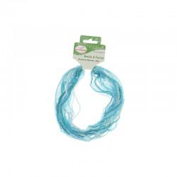 Assort. Rocailles matte & shiny 100g Turquoise