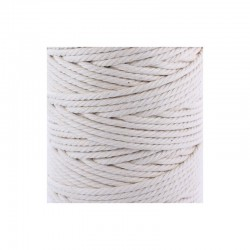 Macrame cotton d.1mm - 50gr. (+-65m)