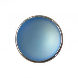 Luna soft bead 28mm° light blue 6pcs