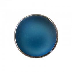 Luna soft bead 28mm° mustard 6pcs