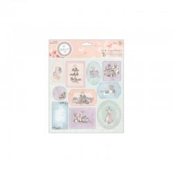 Bellisima - Label Stickers 10pcs