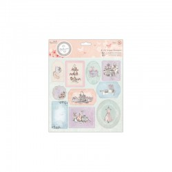 Bellisima - Label Stickers 10pcs