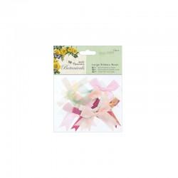 Botanicals - large ribbon bows 12pcs°