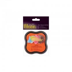 Neon Pigment Ink Pad - Orange