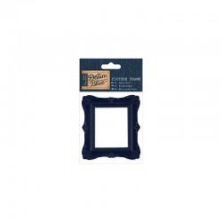 Picture Frame - Denim Blue