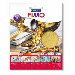 Easy Metall Gold 10 Sheets