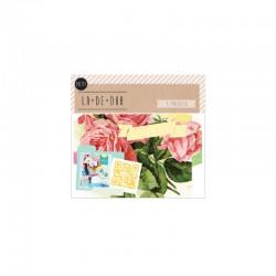 La De Dah - Pretty - Pockets 5pcs°