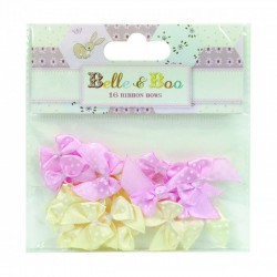 Belle and Boo II - Mini Bows