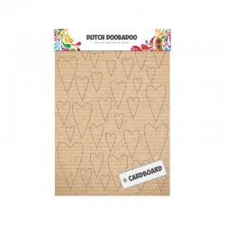 Cardboard Art - embellishments A5 - harts°