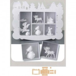 Collection Box A5 Christmas