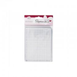 Clear stamp block - 10cm x 13cm (1 pc)
