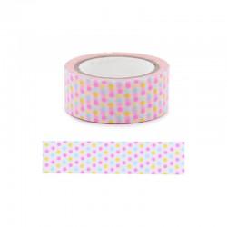 Washi Tape - 15mm x 5m 3D cubes