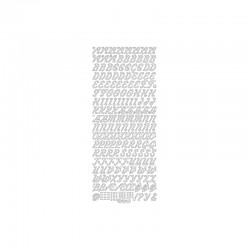 Peel'Off letters