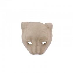 Cat mask 20x18cm