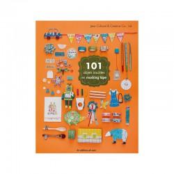 Livre - 101 objets insolites en masking tape