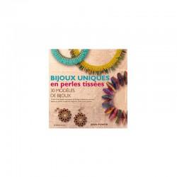 Livre - Bijoux uniques en perles tissées