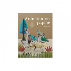 Livre - Animaux en papier