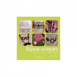 Livre - Bijoux uniques créations en plastique dingue