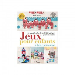 Book - Jeux our enfants FR
