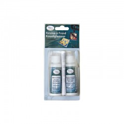 Two component cold glaze 100ml